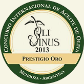 OLIVINUS Award 2013 Logo